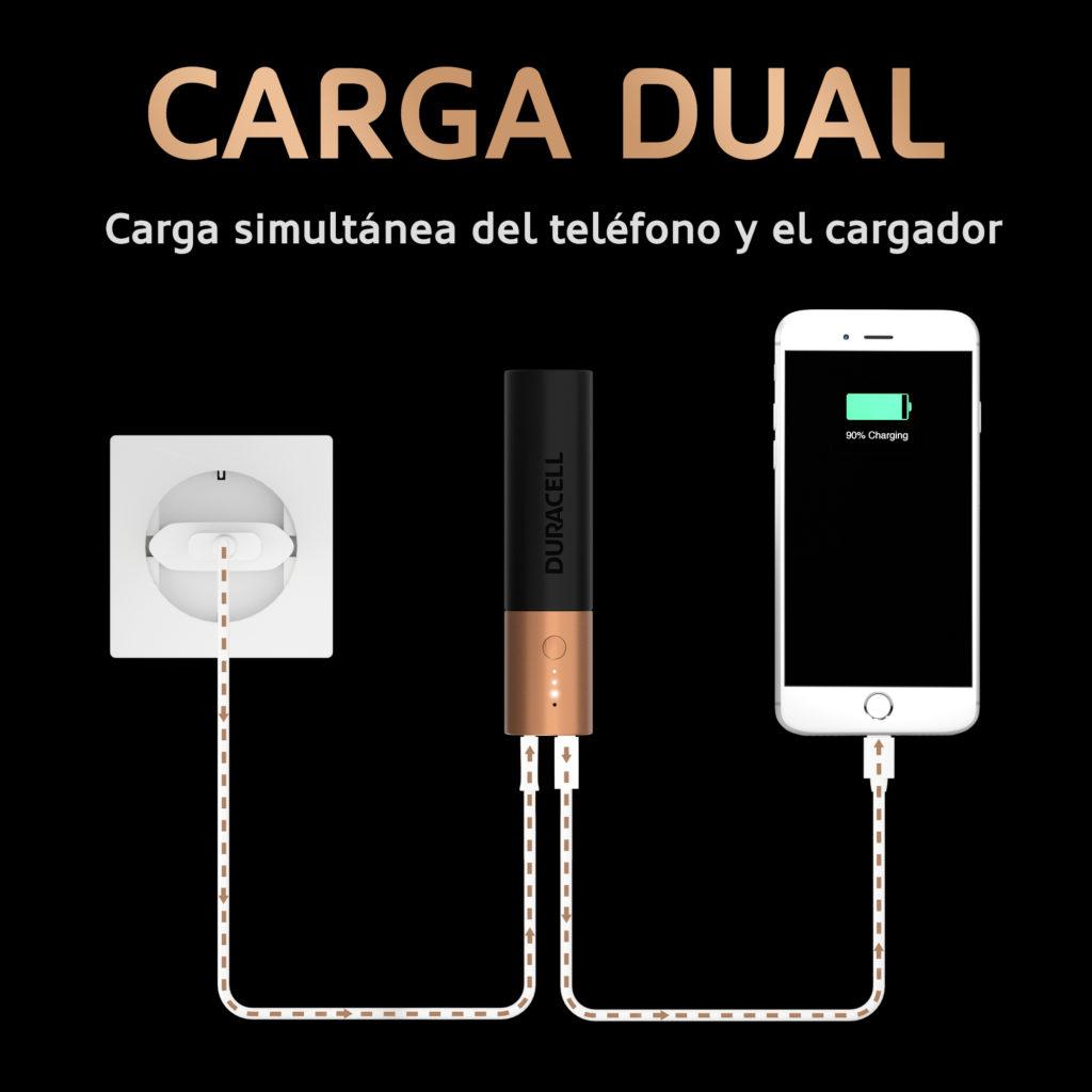 2252a3215 Power Bank 3350 mAh - cargador de bolsillo para moviles | Power Bank